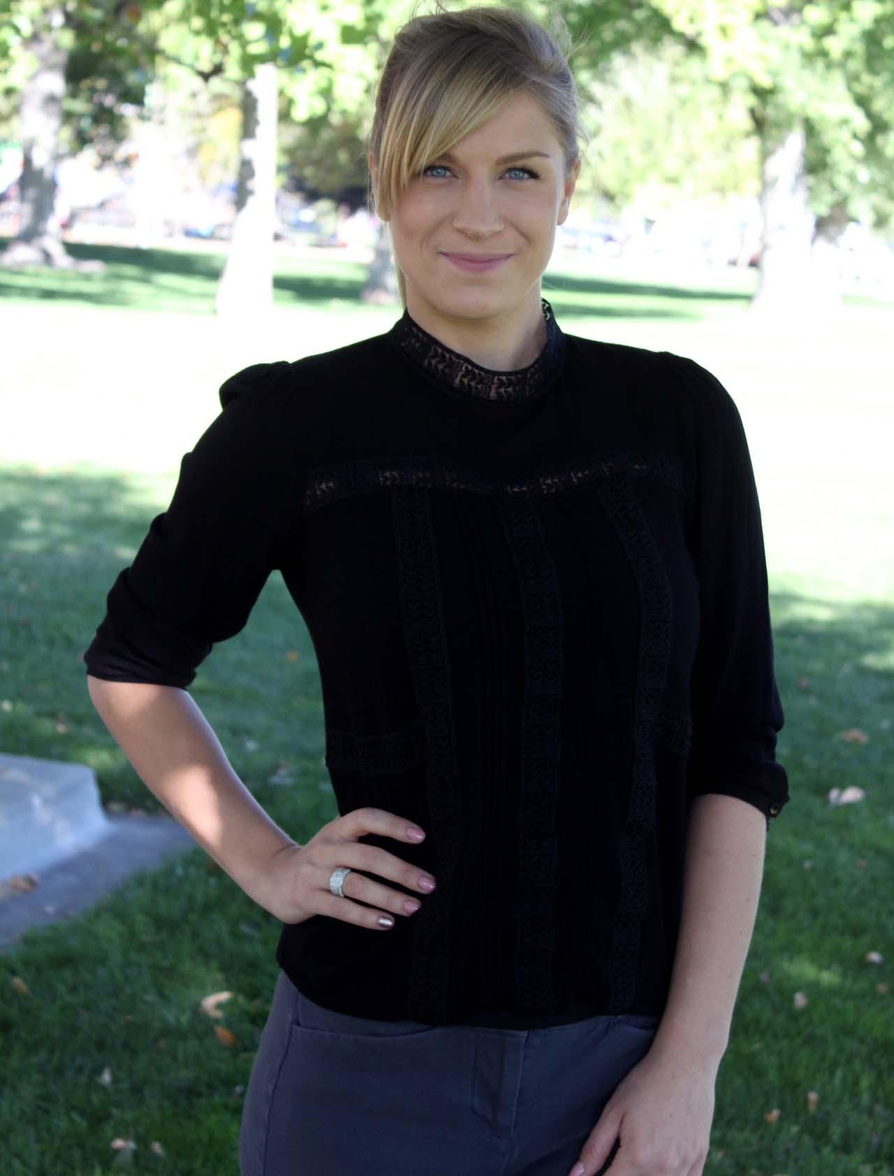 Monika Voutov of TSS International
